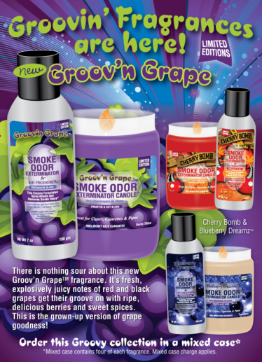 Groovin' Berry Fragrances
