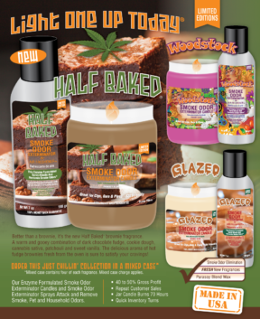 NEW Half Baked®